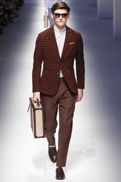 The Spring 2016 Men's Trend Report - Canali