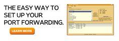 Free Help Forwarding Ports - PortForward.com