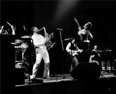 Bruce Springsteen and the E Street Band  © FRANK STEFANKO, 1978