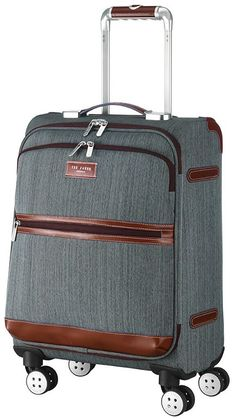 Ted Baker Luggage 'Falconwood' Small 4-Wheel Trolley