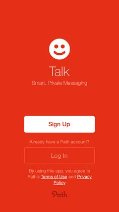 Path Talk - The New Messenger