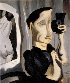 Man Ray, Self-Portrait, 1966