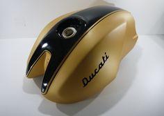 Réservoir Ducati bi ton