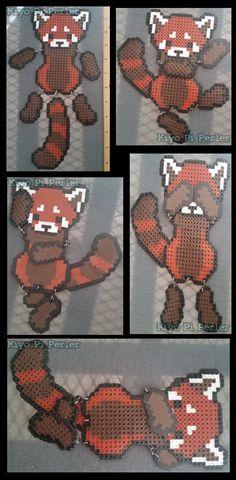 Red Panda 2.0 Ragdoll (Original Design) by KiyoAntifox on DeviantArt