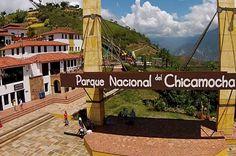 Parque Nacional del Chicamocha - Santander Colombia