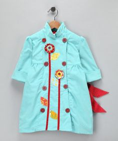 I could see embellishing a simple coat liek this one is....