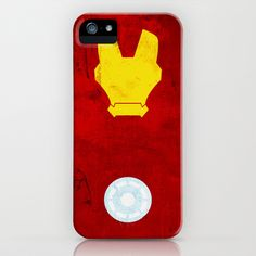 Iron Man iPhone Case by TheLinC - $35.00