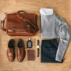 Outfit grid - Ready for uni