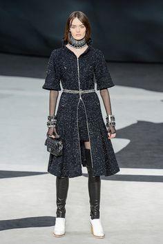 44985a789e66 Chanel Коко Шанель, Шанель Весна, Подиумная Мода, Парижская Мода, Осень Зима ,