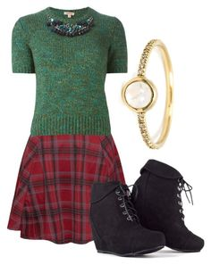 """""""Best Friend"""" by whovian-97 ❤ liked on Polyvore featuring P.A.R.O.S.H., Irene Neuwirth, women's clothing, women, female, woman, misses and juniors"""