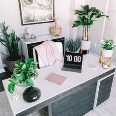 #office #officeinspo #officedecor