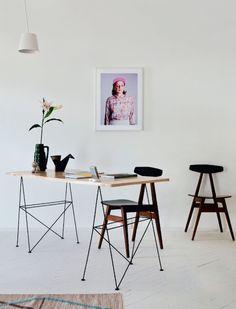 Stylish work space