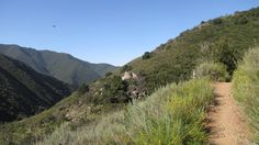 Santiago Peak Trail -- Trabuco Canyon (Difficulty rating: 5/5)