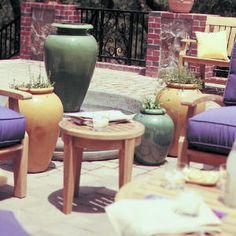 32 inspiring garden fountains | Terrace fountain | Sunset.com