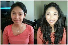 San Francisco Wedding | Top Bridal Makeup Artist Elissya Barel | Fresh Face Makeup: Christina Wedding-Fresh Face Makeup- Bently Reserv...