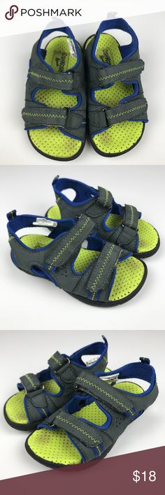 Osh Kosh B'gosh Boys Sandals Toddler Boys Size 8 Sandals in great used condition Osh Kosh B'gosh Shoes Sandals & Flip Flops