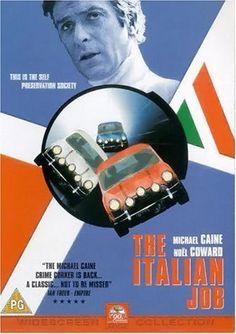The Italian Job. Un Mini, dos Mini, tres Mini...