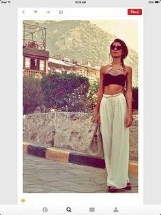 Beach/summer fashion