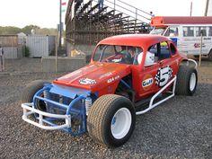 Old American Stock Car Racing