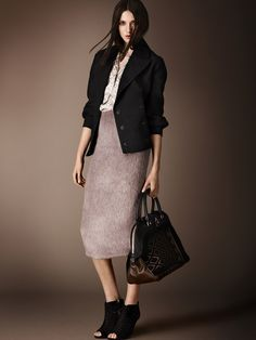 Burberry Prorsum Pre-Fall 2014 - Review - Fashion Week - Runway, Fashion Shows and Collections - Vogue