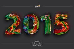 Quilling Welcome 2015