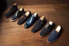 Сколько могут стоять туфли ambiorix