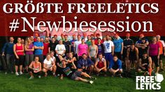 Freeletics Sendling München GRÖßTE NEWBIESESSION   paulkliks.com Workout, Training, Sports, Hs Sports, Work Out, Work Outs, Excercise, Onderwijs, Sport