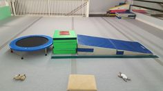 """"""" Donkey kicks on the trampoline with hands on the block, forward roll down the cheese mat. Gymnastics For Beginners, Gymnastics Lessons, Gymnastics Academy, Gymnastics Coaching, Gymnastics Things, Gymnastics Floor, Toddler Gymnastics, Preschool Gymnastics, Preschool Class"""