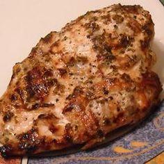 Spicy Grilled Chicken Allrecipes.com