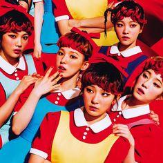 레드벨벳(Red Velvet) - The Red - The 1st Album