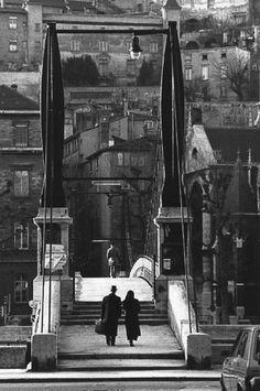 Ferdinando Scianna - Lyon, France, 1978.