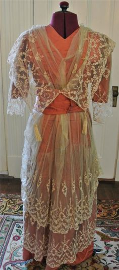 early 20th century dress