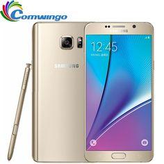 a2becf2c0db54 Original Unlocked Samsung Galaxy Note 5 N920A note5 4GB RAM 32GB ROM 16MP  5.7inch Octa