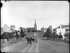 On the hill overlooking the Camden town centre is a church building that represents the historic, moral and emotional heart of community. It would not be an exaggeration to say that the church repr… Old Pictures, Old Photos, Camden Nsw, St John's Church, Church Building, Old Signs, Western Australia, Vintage Photographs, Historical Photos