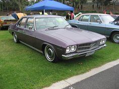 1972 Holden HQ Premier Sedan by Sicnag, via Flickr