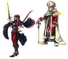 Onion Knight EX Mode - Characters & Art - Dissidia: Final Fantasy