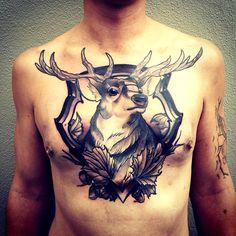 Neo Traditional Tattoo & Flash: Photo http://www.pinterest.com/kymillion/tattoo-indelible-ink/