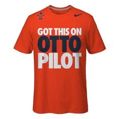 Nike Syracuse Orange Rivalry Pack T-Shirt - Orange