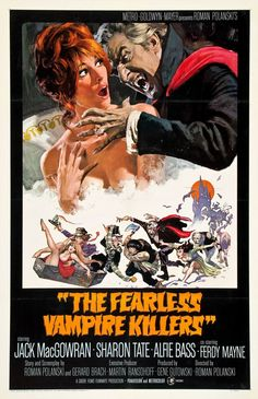 The Fearless Vampire Killers, directed by Roman Polansky