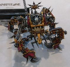 Khorne Defiler from