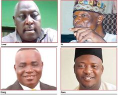 Ekpo Esito Blog: Shock as Buhari names Lawal SGF, Kyari CoS