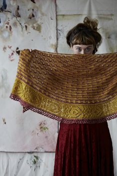 Piccadilly Shawl at Loop London by Justyna Lorkowska