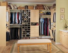 Custom Closet Systems Bedroom Storage Systems Buffalo New York Custom Designs NY Erie Niagara County