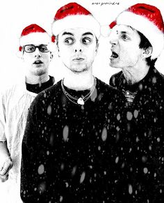 i wanna see green day do a christmas song some day - Green Day Christmas