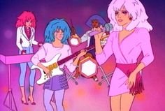 Jem and the Holograms (Outrageous!)