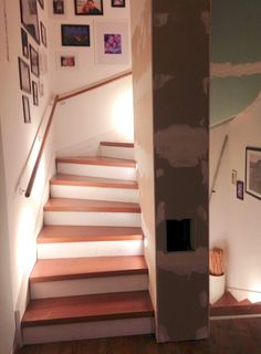 Stairs, Diy, House, Home Decor, Blog, Gardening, Google, Staircase Remodel, Decorating Stairs