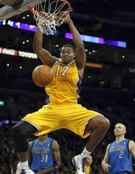 NBA:  The Los Angeles Lakers' other All-Star was benched in Tuesday's win over the Golden State Warriors. Andrew Bynum didn't appreciate Mike Brown's decision to sub him out quite as gracefully as Kobe Bryant, either.    keepinitrealsports.tumblr.com    keepinitrealsports.wordpress.com