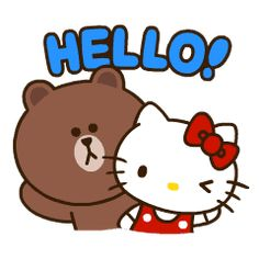 dce76f79d Hello Kitty and friends get back together with Brown, Cony, and the rest of