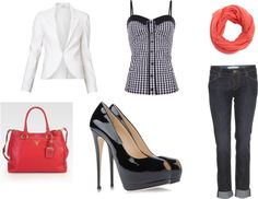 """""""Casual Outfit"""" by graceatcl on Polyvore"""