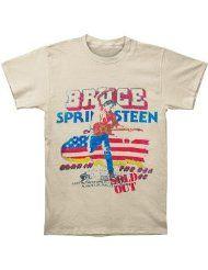 Bruce Springsteen retro shirt